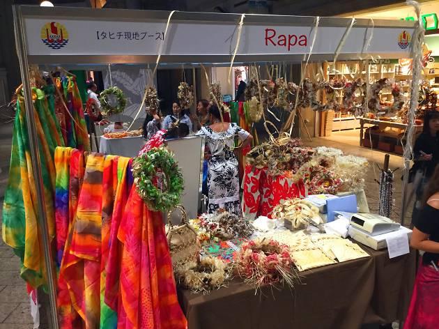 Tahiti Festa 2019 お台場ヴィーナスフォート
