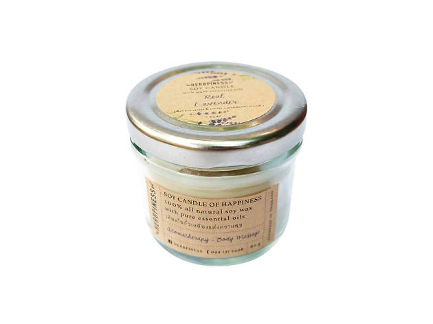 Herbiness Soy Candle