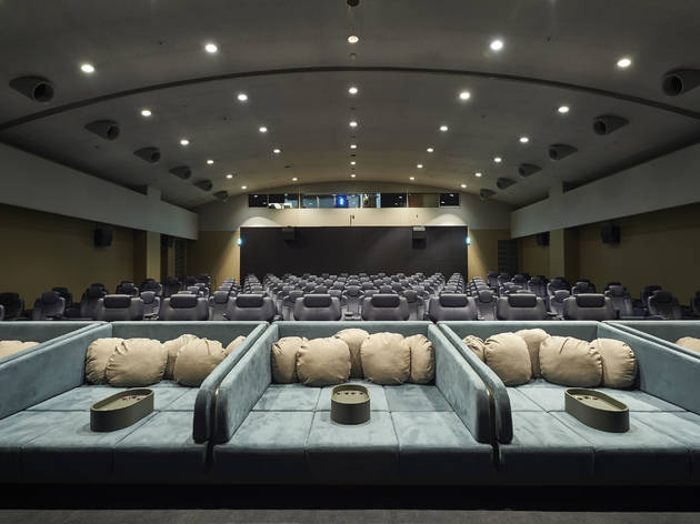 豪華なシートがある映画館5選