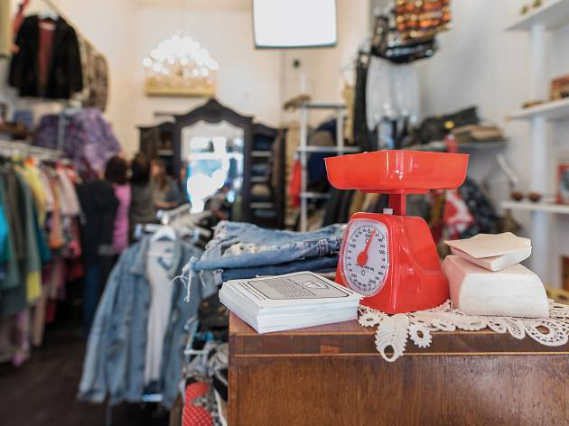 The best vintage and secondhand shopping in Tel Aviv