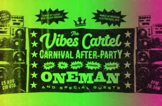 The Vibes Cartel Carnival After-Party with Oneman