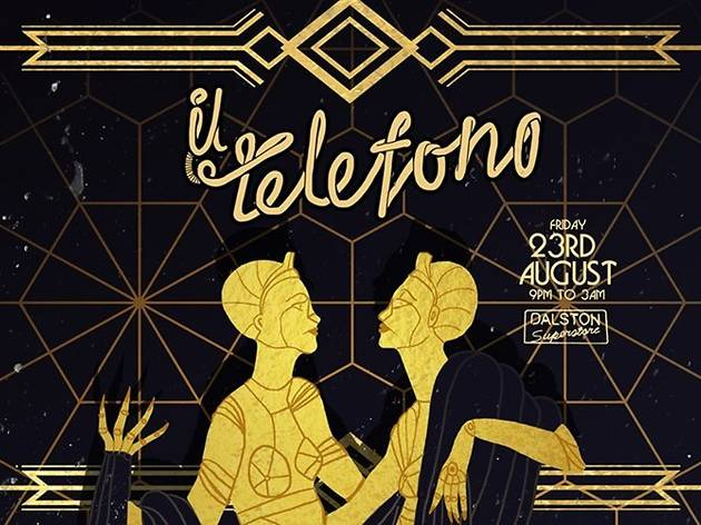 Il Telefono: Weimar Edition