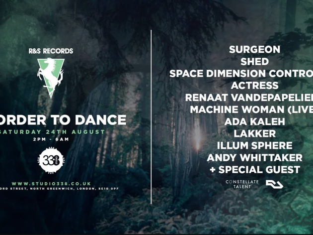 R&S Records: In Order To Dance