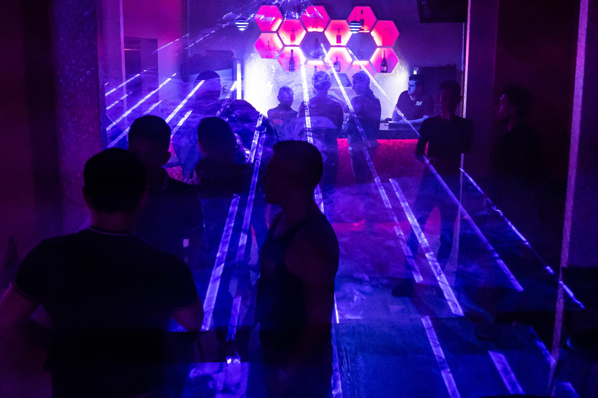 Malva club es el nuevo antro gay de musica electronica en zona rosa