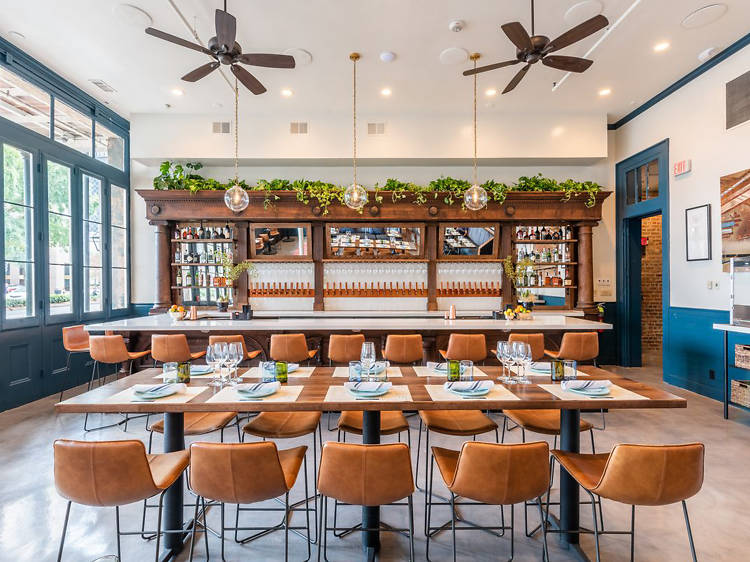 The best brunch in New Orleans for weekend indulgence