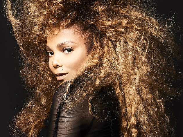 RnB Fridays Live supplied Janet Jackson 2019