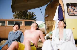 SAUNA FES JAPAN