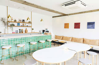 Mayu Tokyo Woman - it features scandinavian design in the middle of tokyo