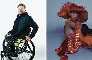 Rainbow Chan and Dylan Alcott profiles.
