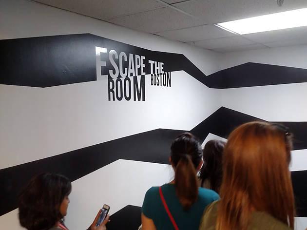 Escape The Room Boston