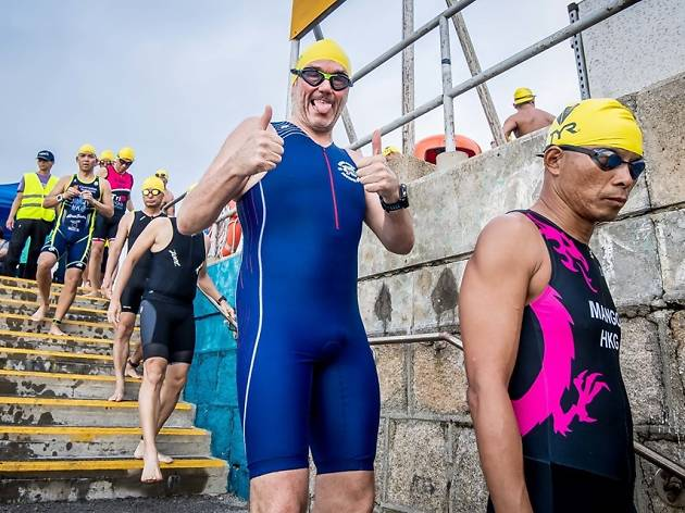 hong kong aquathon