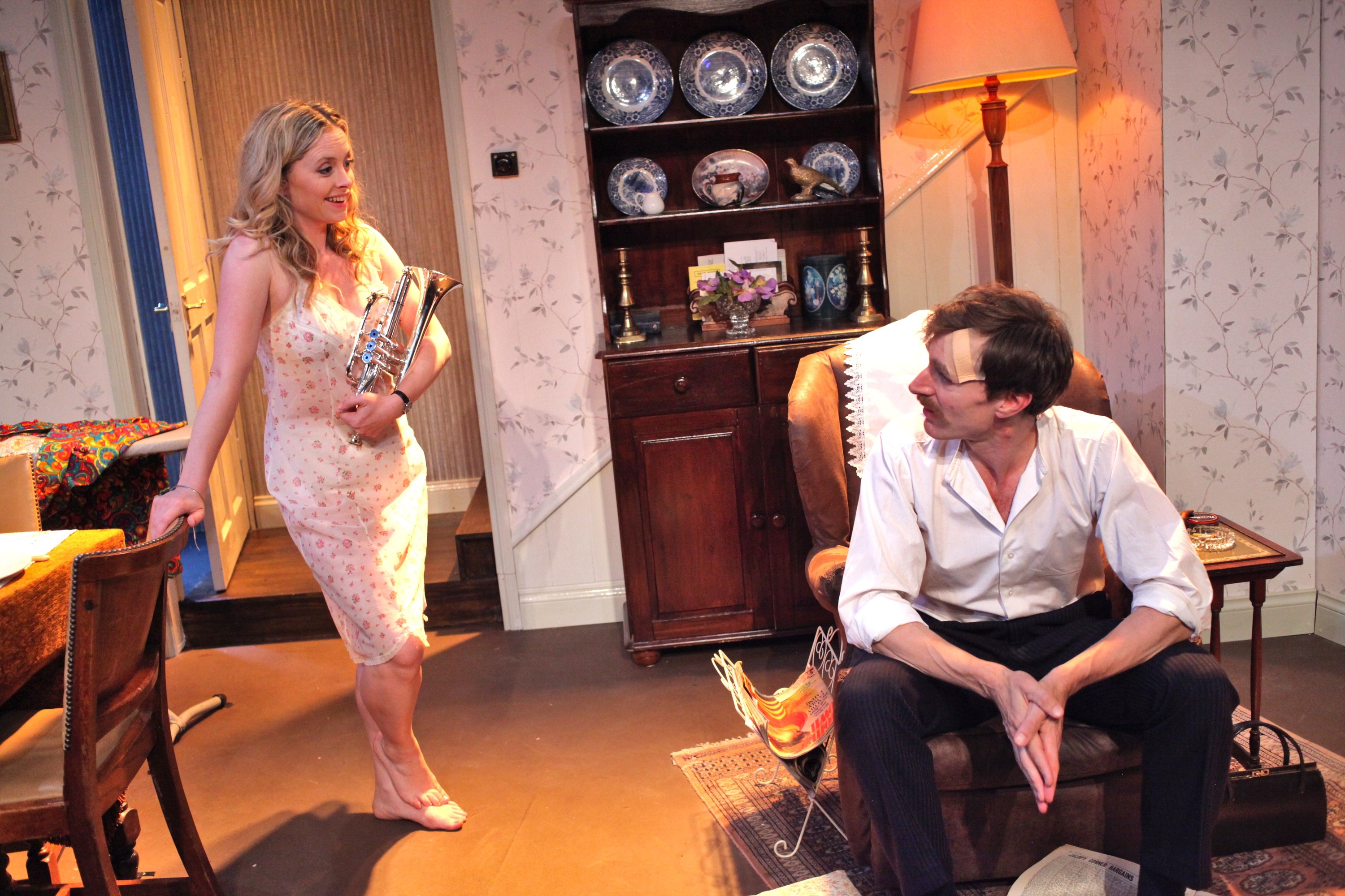 Go Bang Your Tambourine, Finborough Theatre, 2019