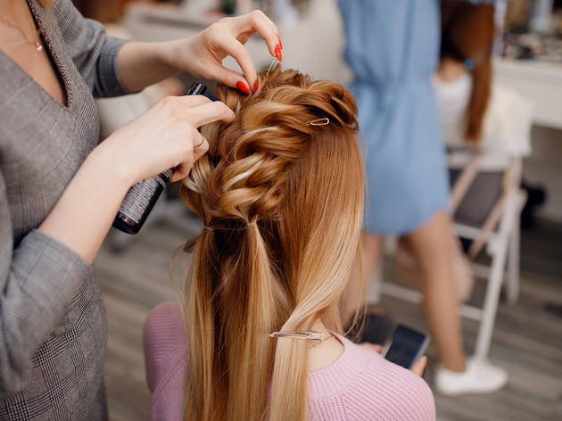 76% off a celebrity hair styling masterclass
