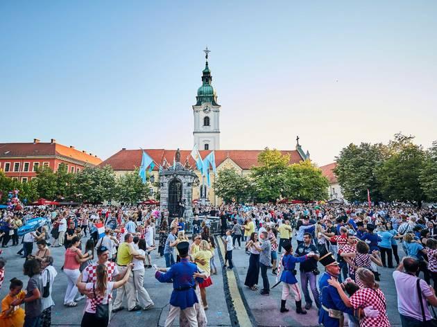 Karlovac 440 years birthday celebration