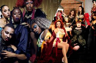 Rhinestone Rebels: House Of Burlesque meets The Cocoa Butter Club