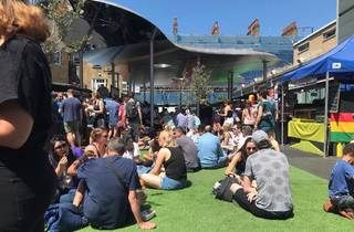The Greenwich Market Summer Fete