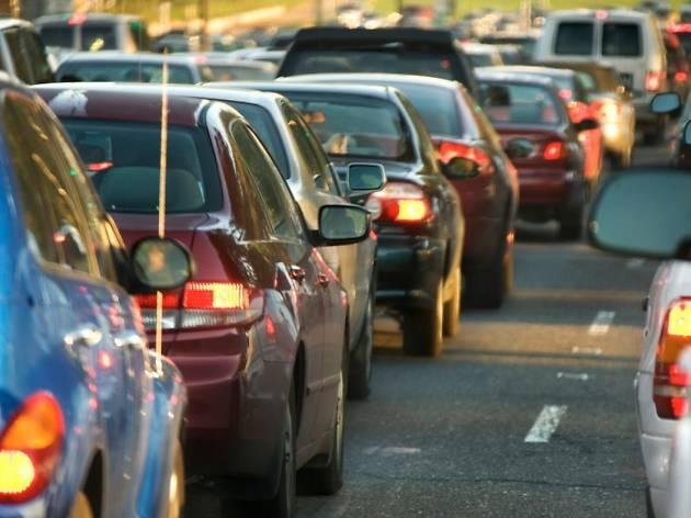 condicionamentos ao trânsito