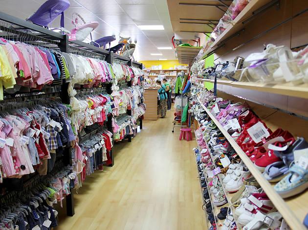 lojas para crianças