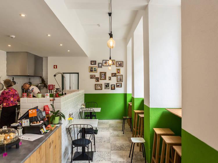 Tiffin Café