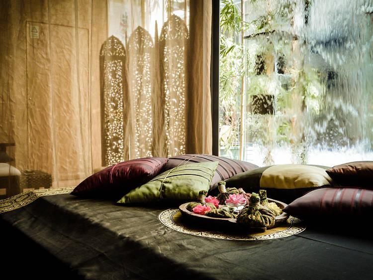 Relaxe à la tailandesa