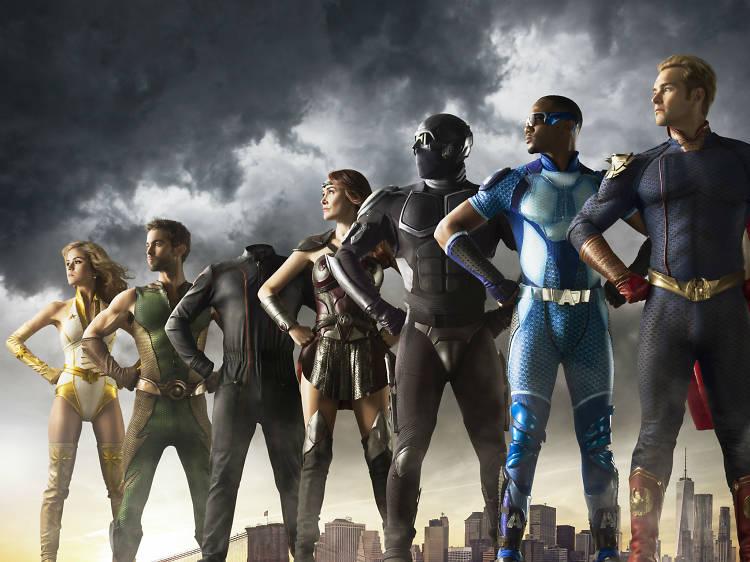 Mejor serie de superhéroes