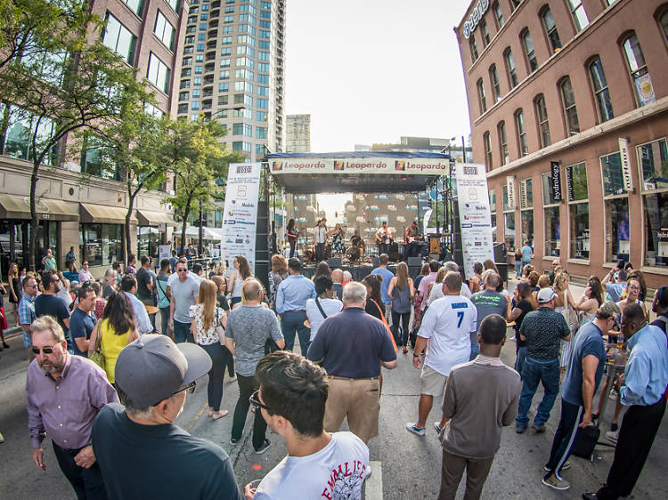 The best Chicago summer festivals