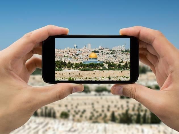 Jerusalem in Apps
