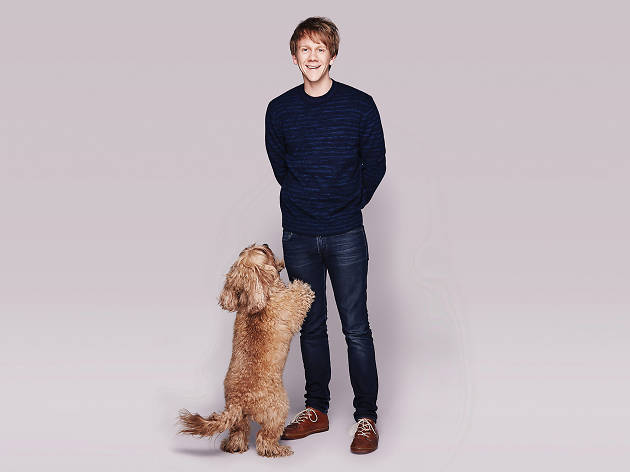 Josh Thomas Whoopsie Daisy 2019 supplied