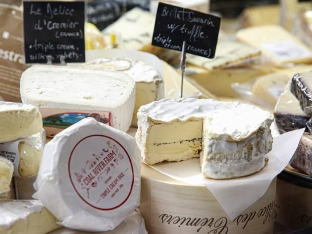 Cheese at Paesanella Latticini