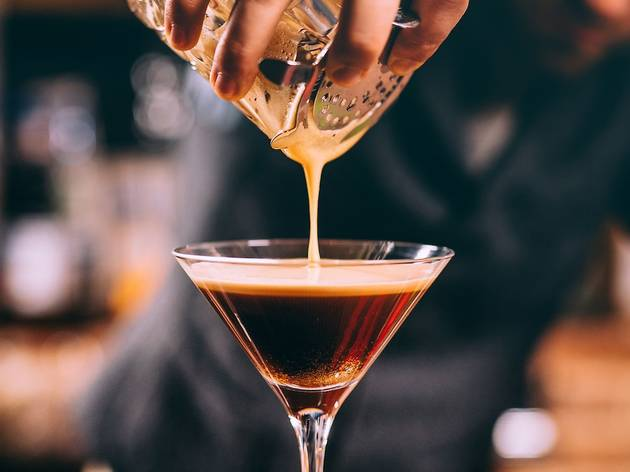 Save 50% on The Luxury Espresso Martini Experience