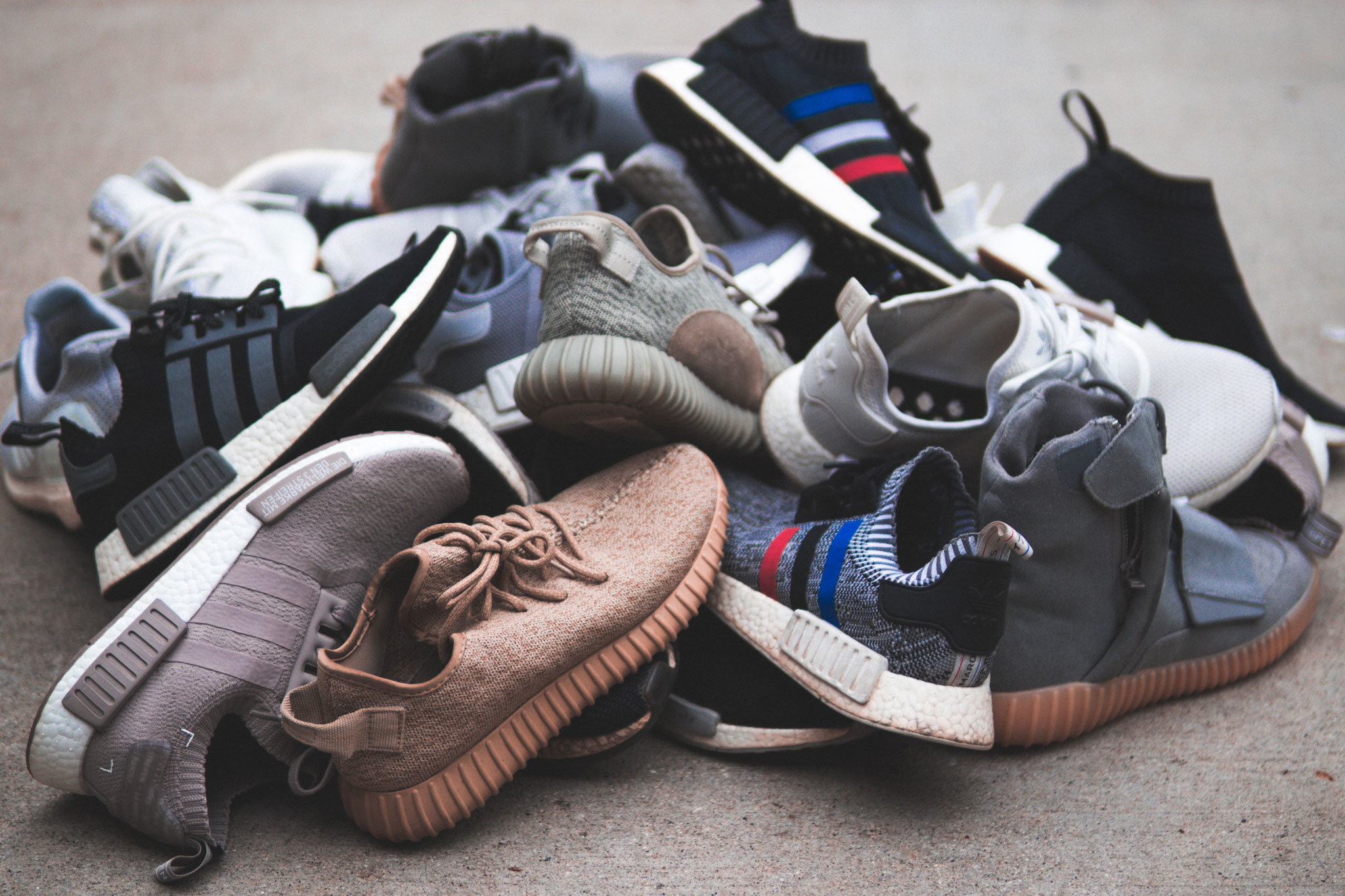 Sneakers - hypebeast - shoe gallery