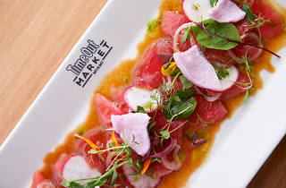 Tuna Tiradito Kitchen 33