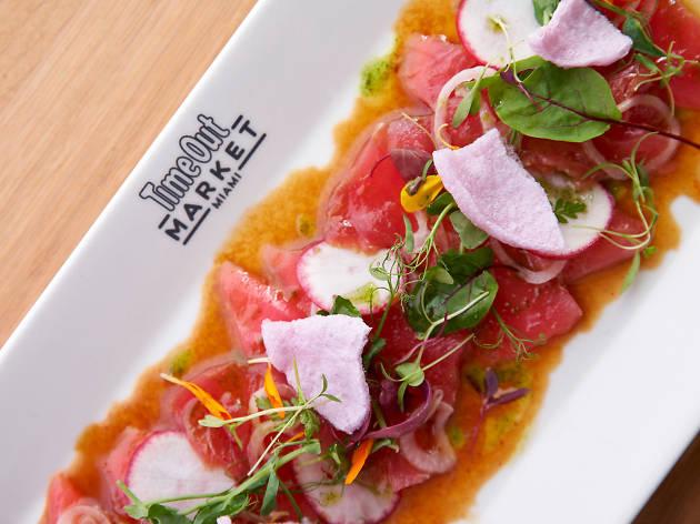 Food Envy: Tuna Tiradito at 33 Kitchen