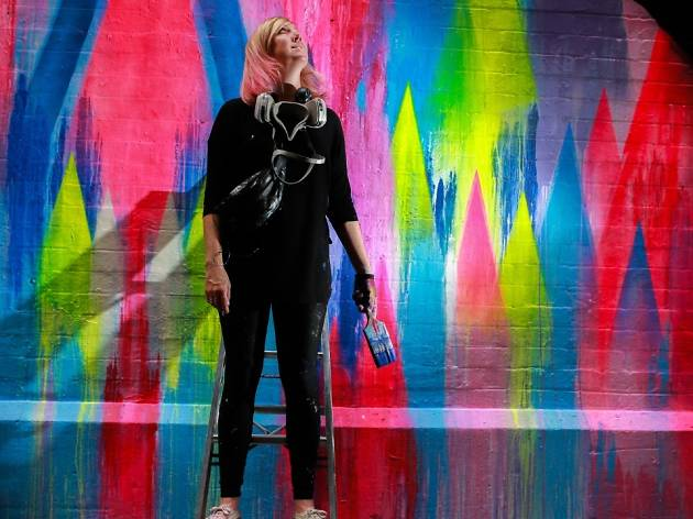 Flinders Quarter Augmented Art Walk Vextra