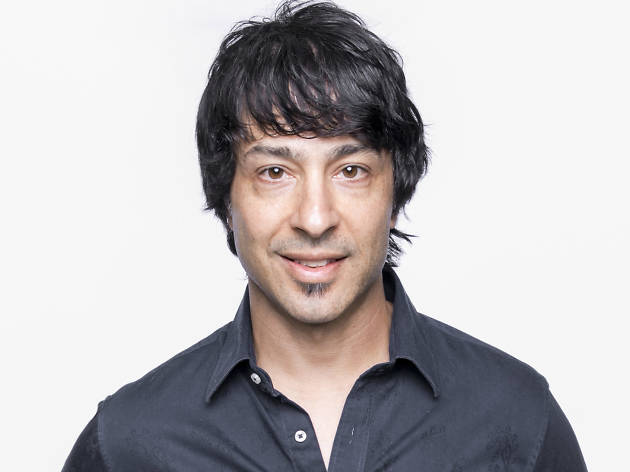 Arj Barker's Safe Space 2019 supplied image
