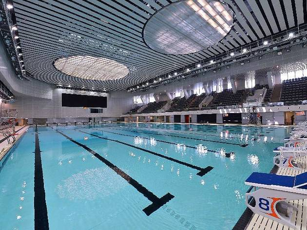 Victoria Park Swimming Pool | Sport and fitness in Causeway