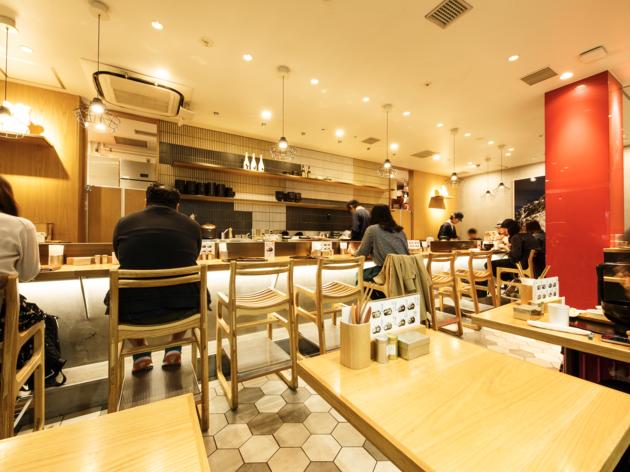 Odashi Tokyo おだし東京 エキュート品川 サウス店