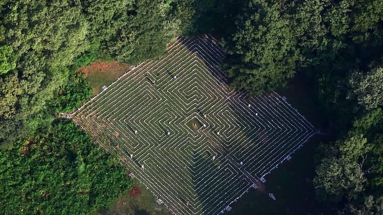 Tramuntana Labyrinth on Cres