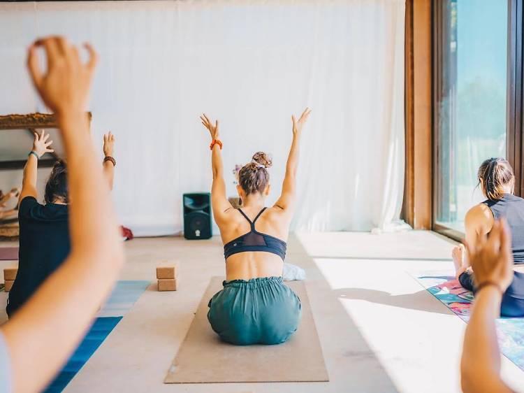 Nu Space Yoga