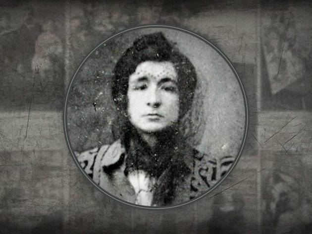 Enriqueta Martí, vampira del Raval