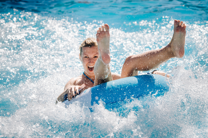 Woo! New York's largest water park is set to undergo a massive expansion