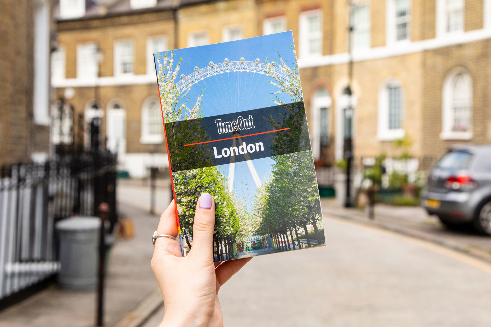 Time Out London Guide Book