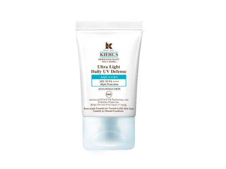 Kiehl's 醫學全效抗污染防曬啫喱乳霜 SPF50 PA++++