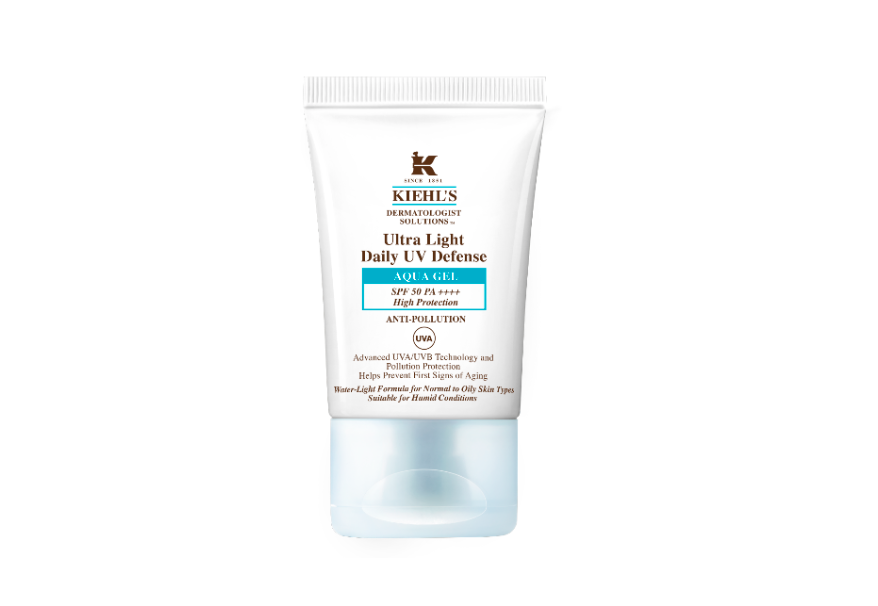 Kiehl's ultra light uv gel