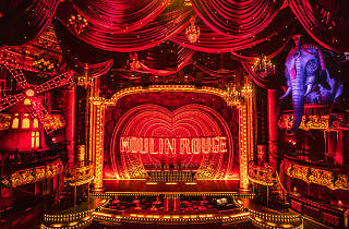Moulin Rouge musical 2019 supplied image