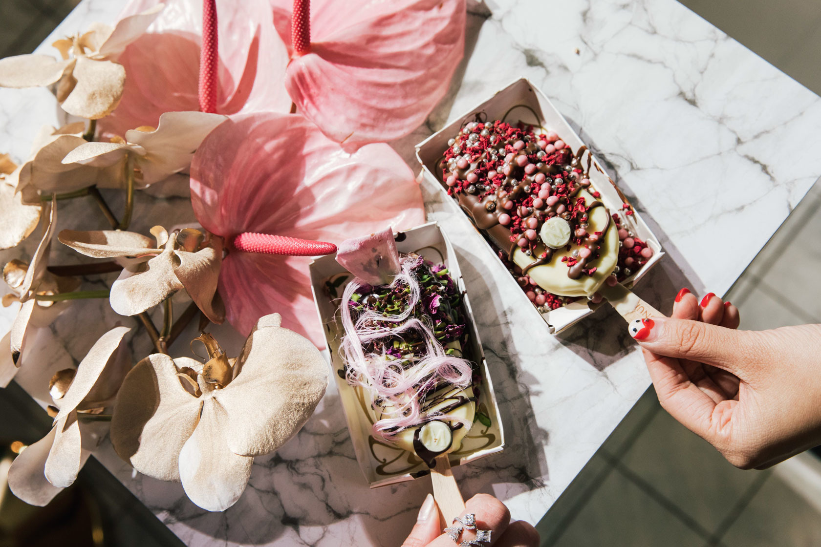 This DIY pop-up Magnum store has opened in Westfield Sydney
