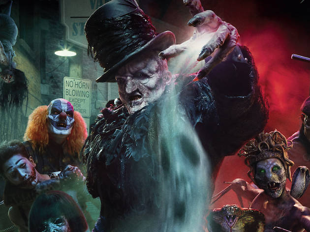 Universal Studios Singapore Halloween Horror Nights 2019.Halloween Horror Nights Universal Studios Singapore Things To Do
