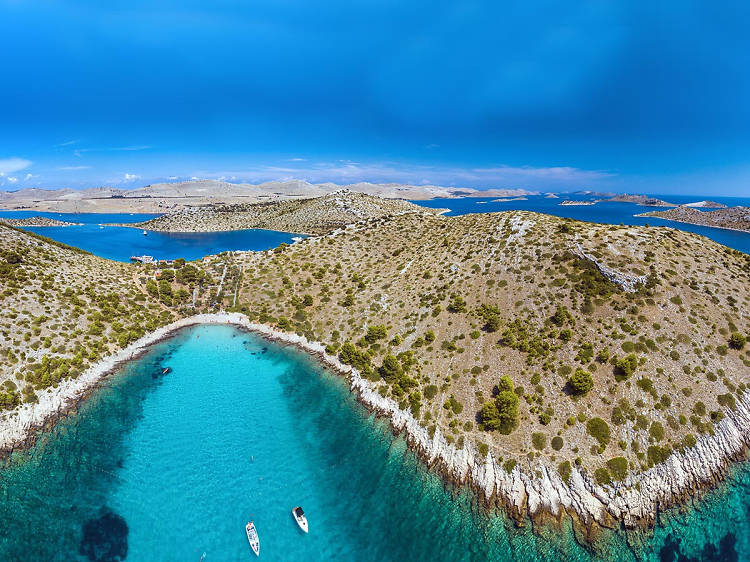 Fall in love with Kornati National Park