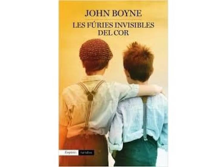 Les fúries invisibles del cor, de John Boyne