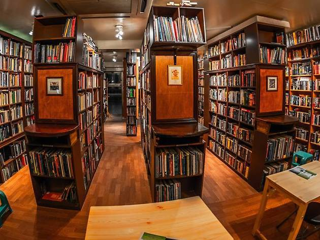 Infinity Books and Event Space